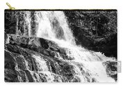 Laurel Falls Smoky Mountains 2 Bw Carry-all Pouch