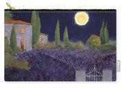 Lavanda Di Notte Carry-all Pouch by Guido Borelli