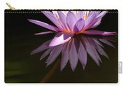 Lavendar Reflections Carry-all Pouch