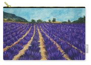 Lavender Afternoon Carry-all Pouch