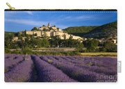 Lavender And Banon Carry-all Pouch