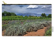 Lavender And Sunflowers Carry-all Pouch