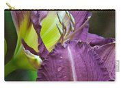 Lavender Beauties Carry-all Pouch