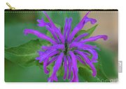 Lavender Bloom Carry-all Pouch