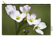 Lavender Blush Cuckoo Flower Carry-all Pouch