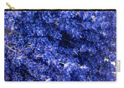 Lavender Bunch Flowers Carry-all Pouch