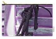 Lavender Cottage Keys Carry-all Pouch