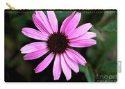 Lavender Daisy Carry-all Pouch