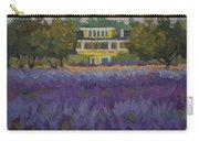 Lavender Farm On Vashon Island Carry-all Pouch