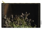 Lavender Fire Carry-all Pouch by Anne Gilbert