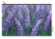 Lavender Garden II Carry-all Pouch