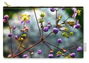 Lavender Mist Explosion Carry-all Pouch
