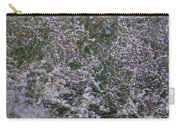 Lavender Silver Lining Carry-all Pouch