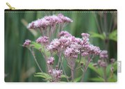 Lavender Wildflower Carry-all Pouch