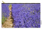 Lavender's Blue Carry-all Pouch