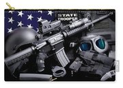 Law Enforcement Tactical Trooper Carry-all Pouch by Gary Yost