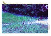 Lawn Blue Carry-all Pouch