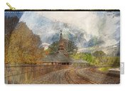 Lawrence Union Pacific Depot Carry-all Pouch