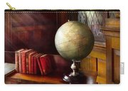 Lawyer - A World Traveler Carry-all Pouch by Mike Savad