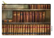 Lawyer - Books - Law Books  Carry-all Pouch