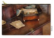 Lawyer - Important Documents  Carry-all Pouch by Mike Savad