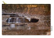 Layers Of Falls Carry-all Pouch
