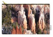 Layers Of Hoodoos And Bluffs Carry-all Pouch