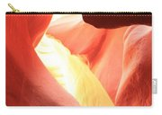 Layers Of Light And Sandstone Carry-all Pouch