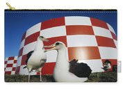 Laysan Albatross Pair Nesting Midway Carry-all Pouch