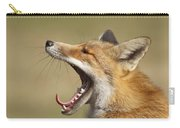 Lazy Fox Carry-all Pouch