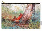 Lazy Summer's Day By Jan Matson Carry-all Pouch