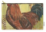 Le Coq Carry-all Pouch by Debbie DeWitt