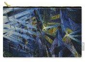 Le Forze Di Una Strada Carry-all Pouch by Umberto Boccioni