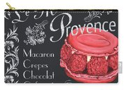 Le Macron De Provence Carry-all Pouch