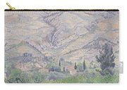 Le Ragas, Near Toulon, 1930 Carry-all Pouch