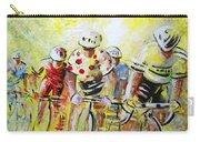 Le Tour De France 07 Acrylics Carry-all Pouch