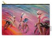 Le Tour De France 16 Acrylics Carry-all Pouch