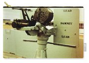 Lead Dammit Lead Carry-all Pouch