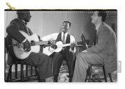 Leadbelly, Josh White, Nicholas Ray Carry-all Pouch