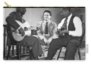 Leadbelly, Nicholas Ray, Josh White Carry-all Pouch