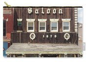 Leadville Saloon Carry-all Pouch