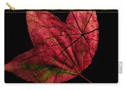 Leaf And Tree Carry-all Pouch
