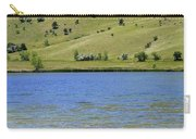 Leaf At Wonderland Lake Carry-all Pouch