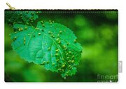 Leaf Gall Carry-all Pouch