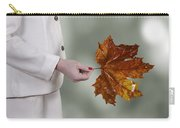 Leaf Carry-all Pouch by Joana Kruse