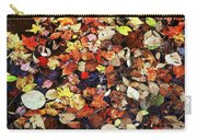 Leaf Patterns 3 Carry-all Pouch