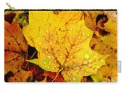 Leaf Portait 1 Carry-all Pouch