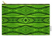 Leaf Structure Abstract Carry-all Pouch
