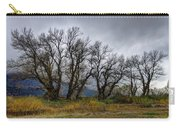 Leafless Trees Carry-all Pouch