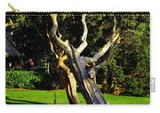 Leaning Cedars Of West Chop Carry-all Pouch